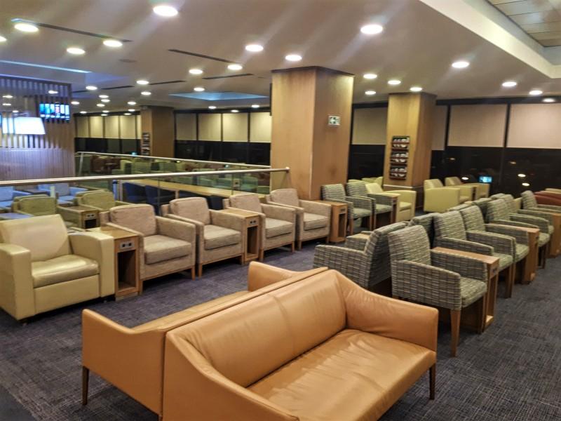 copa club panama airport