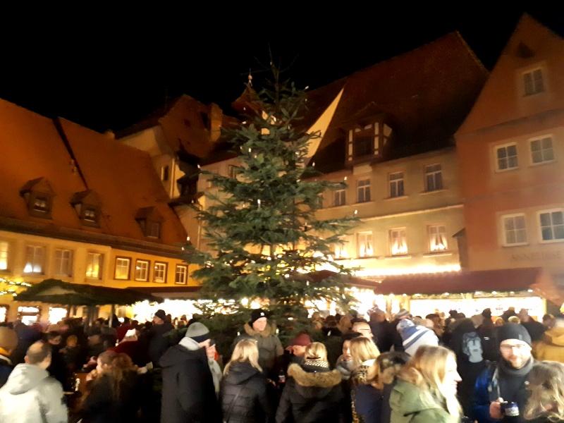 rothenburg tauber christmas
