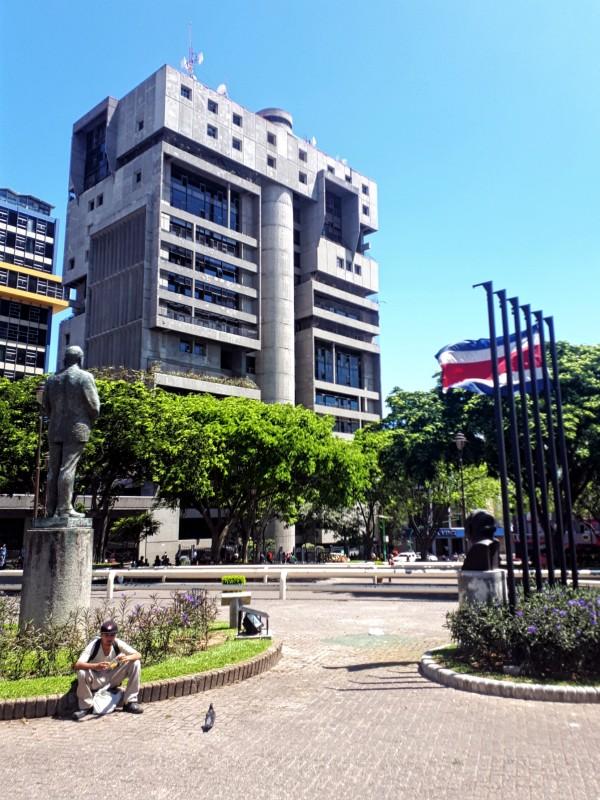 ugly building san jose costa rica