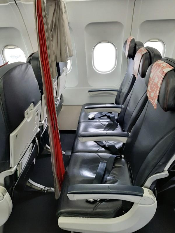air france airbus a319 seat