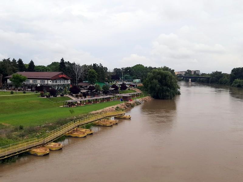 river mures arad