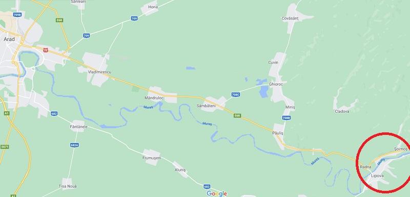arad map