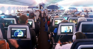 klm economy class review boeing 787