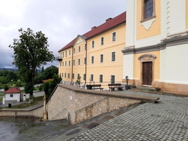 franciscan monastery radna