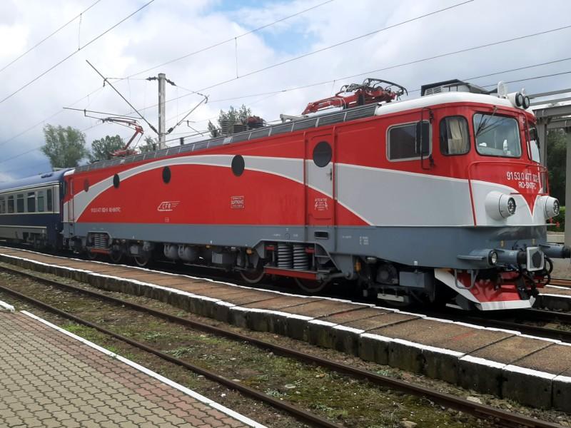 train radna arad