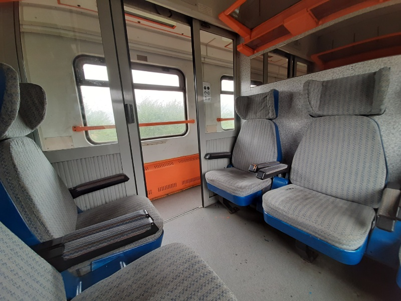 romania train 2nd class
