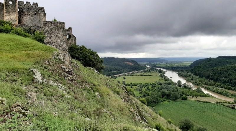 cetatea soimos castle ruins