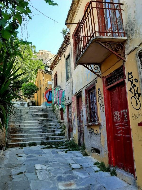 plaka street