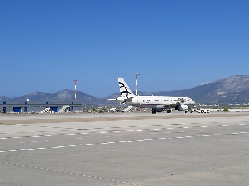 aegean airlines cancelled flight compensation