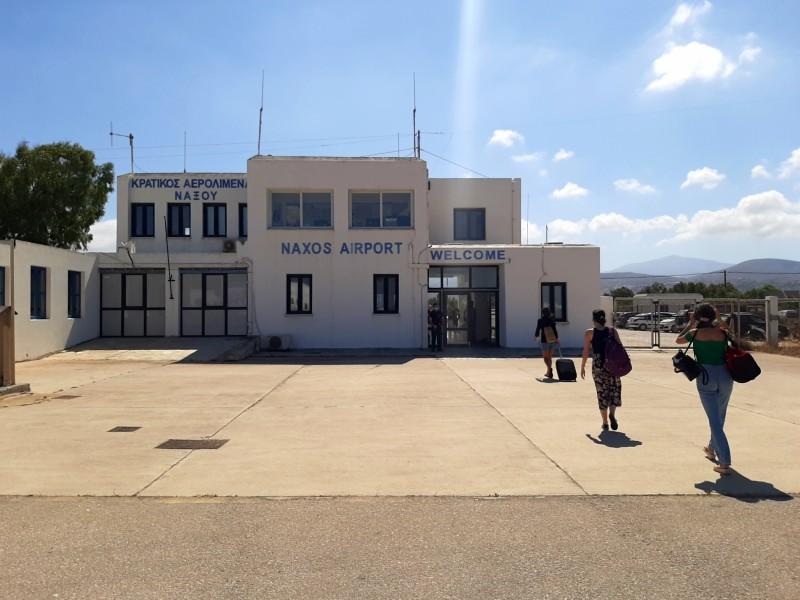 naxos airport