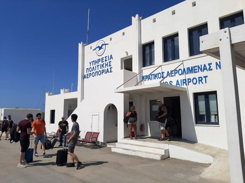 naxos national airport