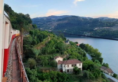 train douro valley portugal interrail discount