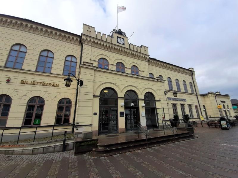 lund train station