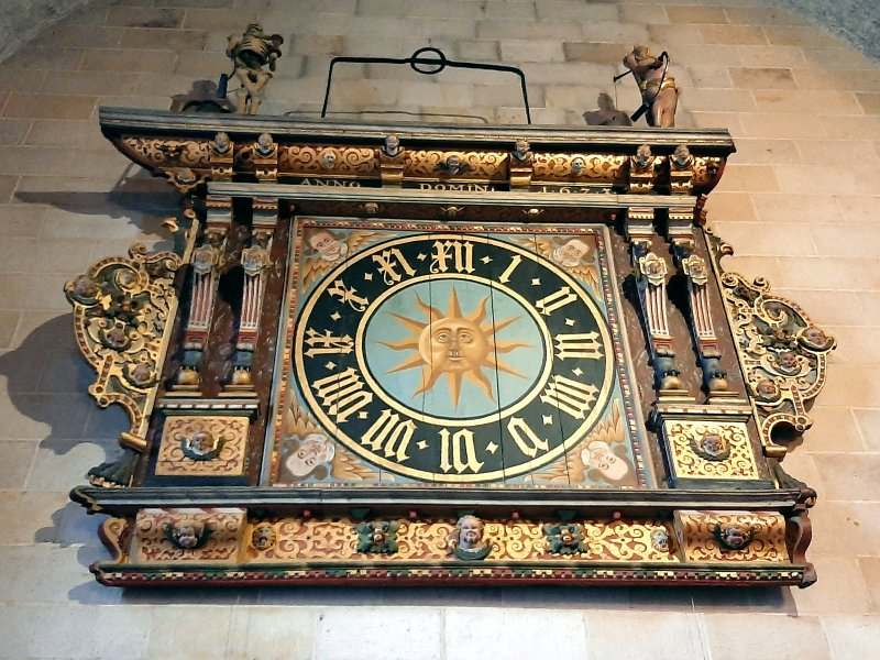 clock cathedral