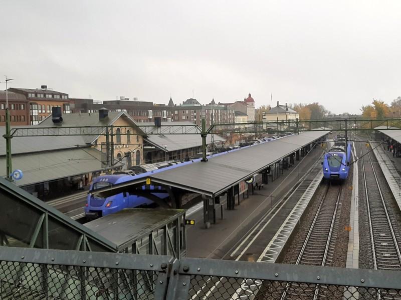lund central station