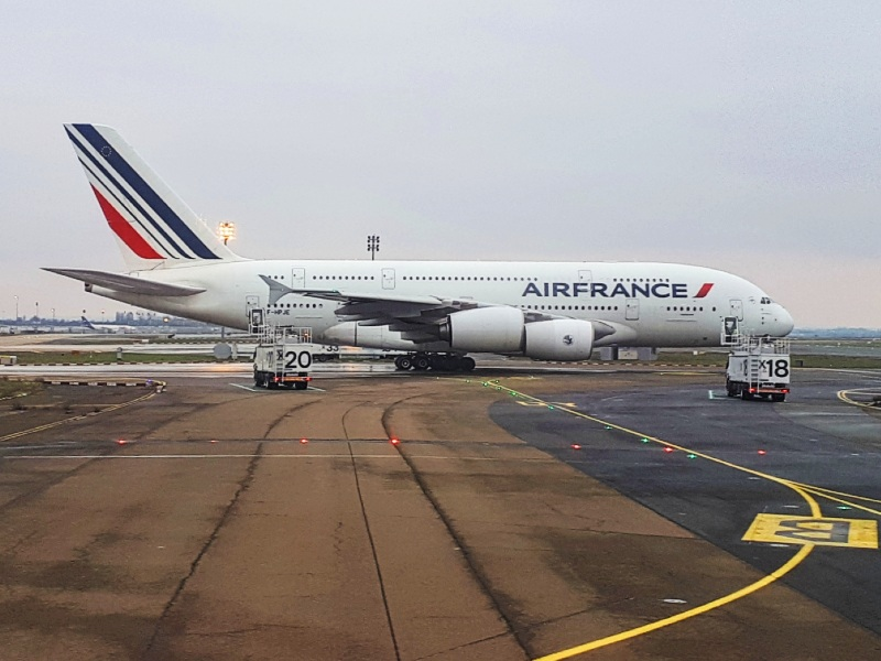 air france a380 flying blue extension
