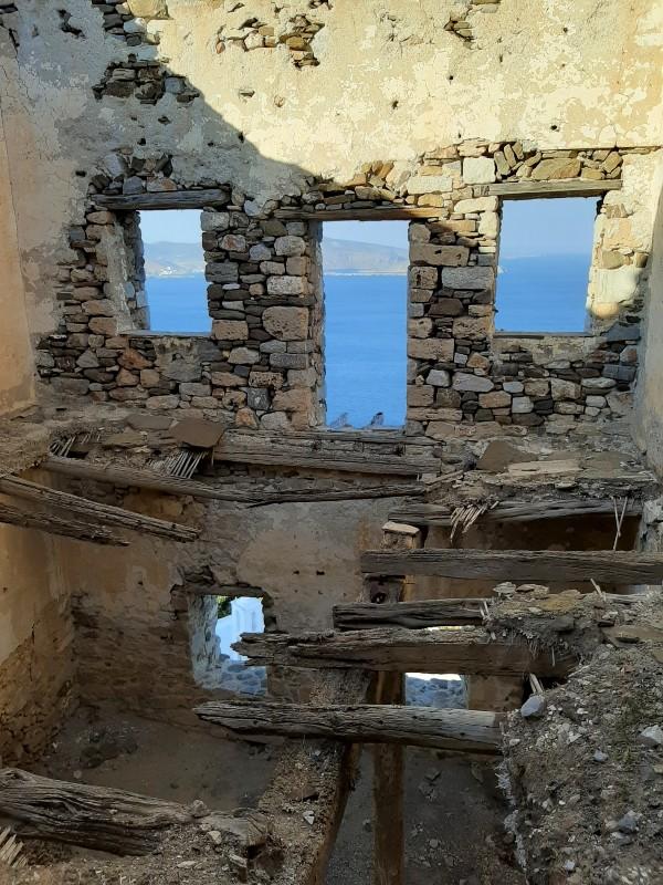 kastro ruins