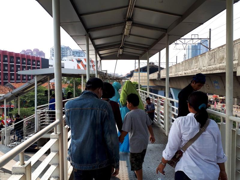 jakarta overpass