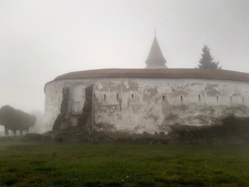 fortified church prejmer