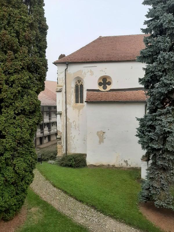 prejmer church
