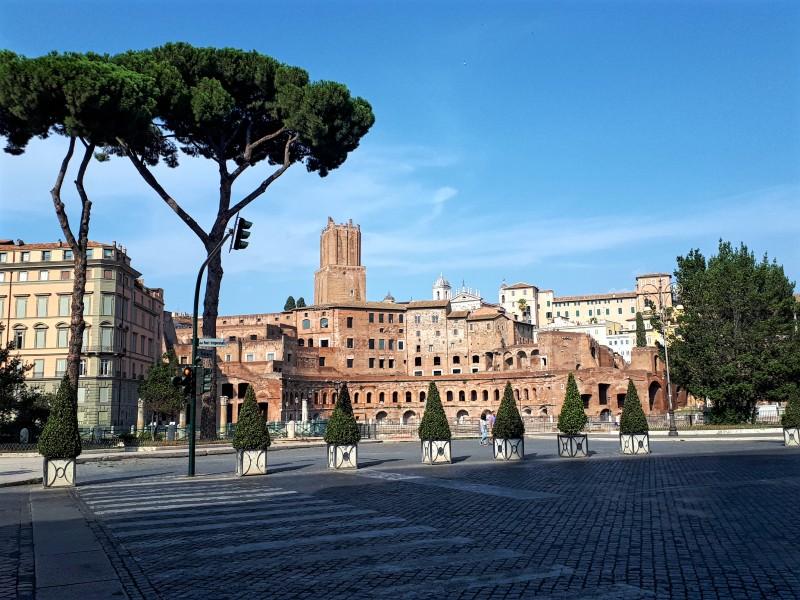 stone pines rome