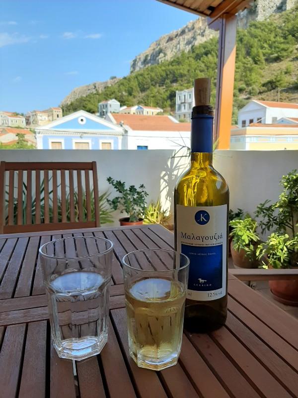 wine greece