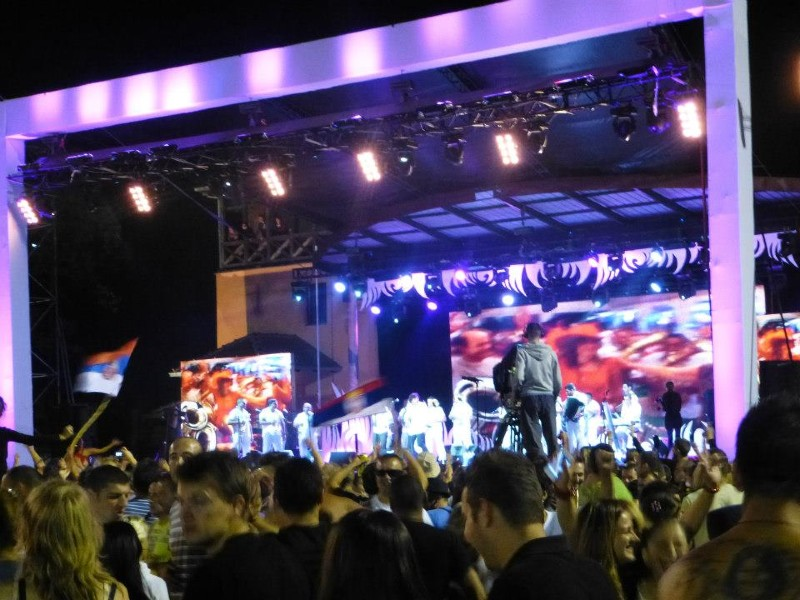 gucha music festival serbia