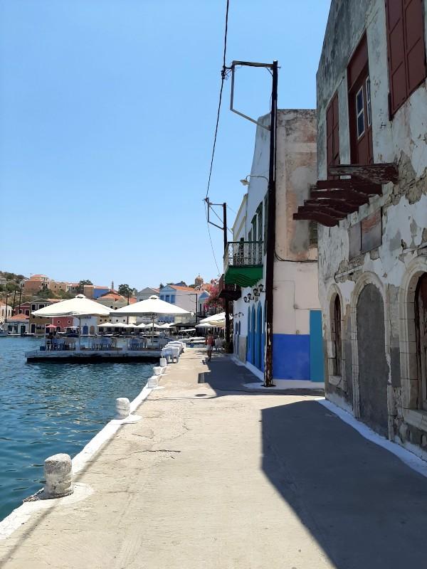 kastellorizo waterfront