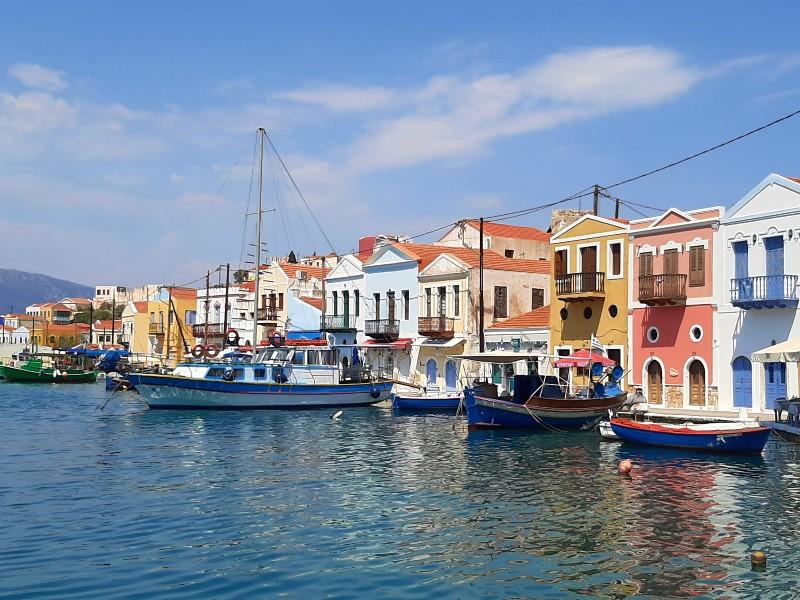 kastellorizo island greece