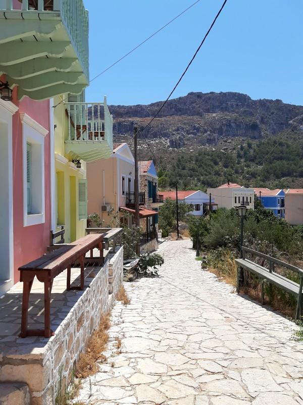megisti houses