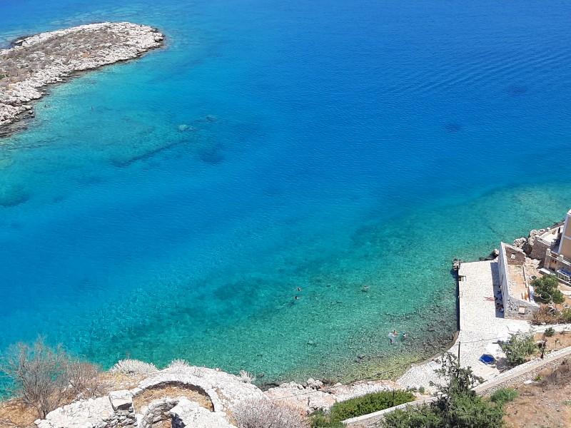aegean sea greece kastellorizo