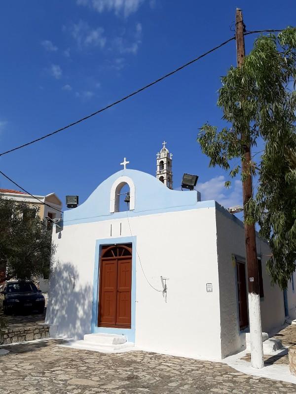 kastellorizo town church