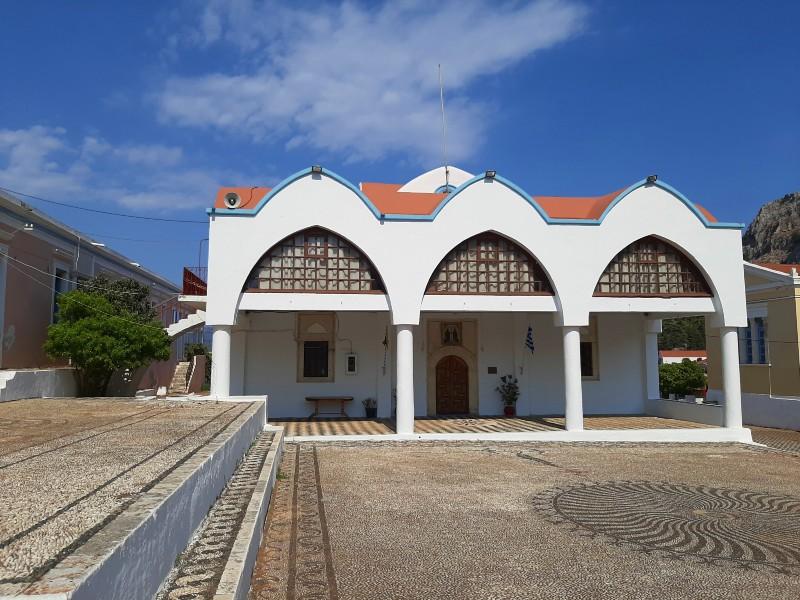 church kastellorizo