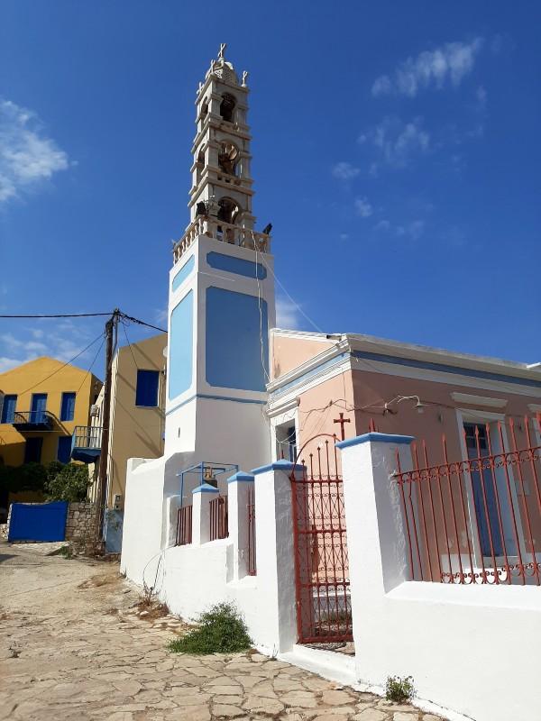 megisti church