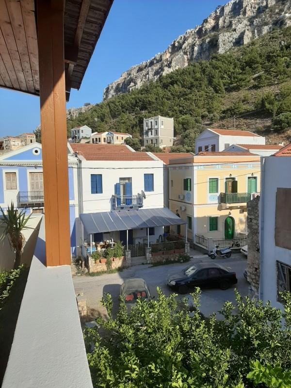 view terrace megisti