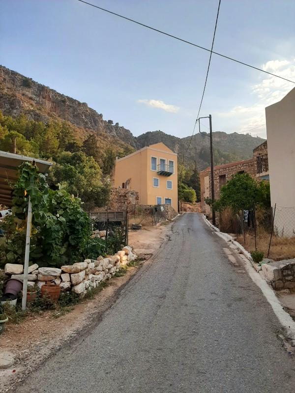 kastellorizo town street