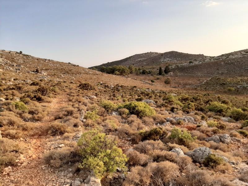 megisti plateau