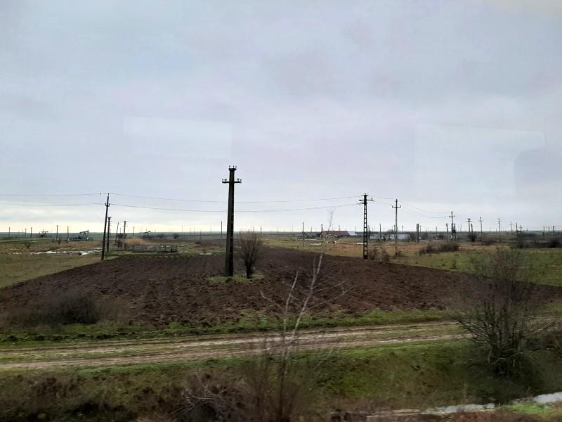 countryside wallachia romania
