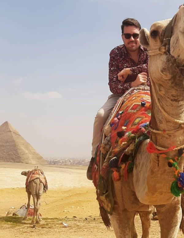 pyramids giza egypt koen