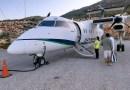 kastellorizo airport dash 8-100 olympic air