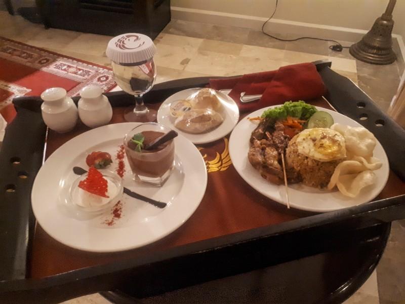 nasi goreng phoenix hotel yogyakarta