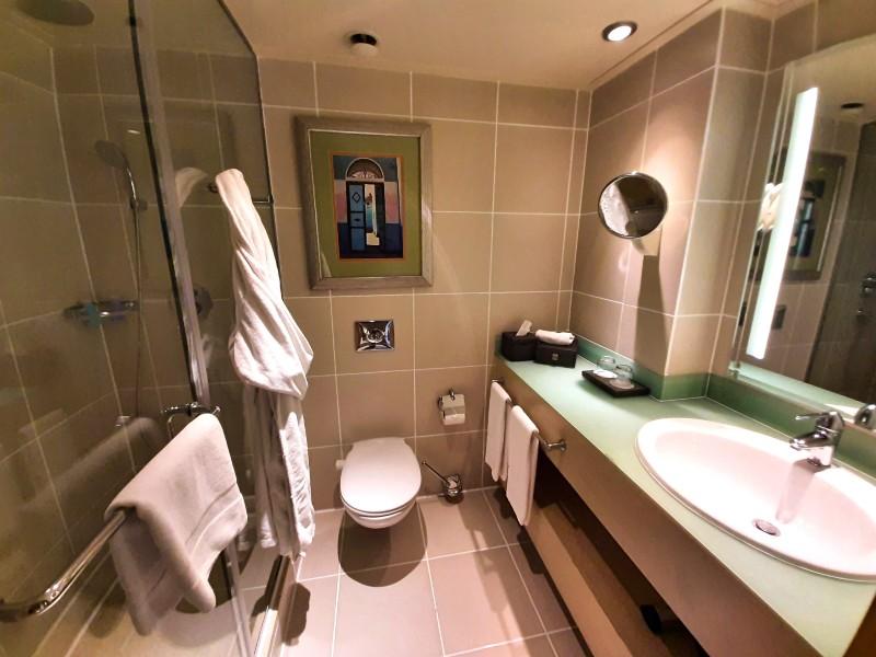 bathroom sofitel nile el gezirah cairo