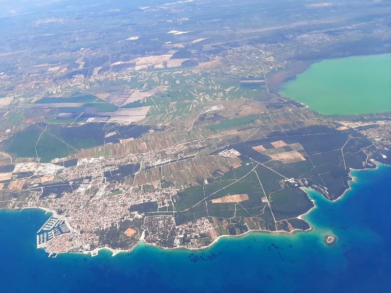 croatia dalmatia biograd let l-410 turbolet trade air