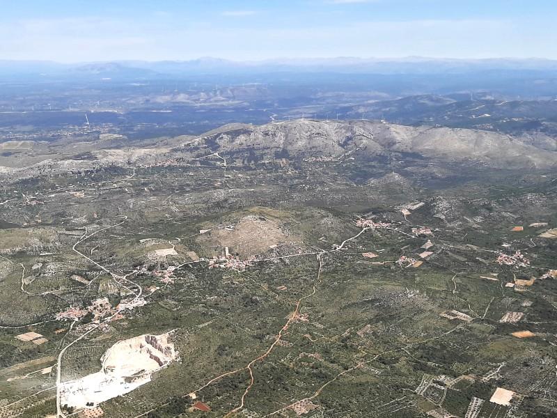 dalmatia croatia mountains