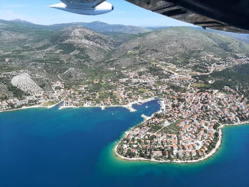 seget vranjica trade air let l-410 turbolet croatia