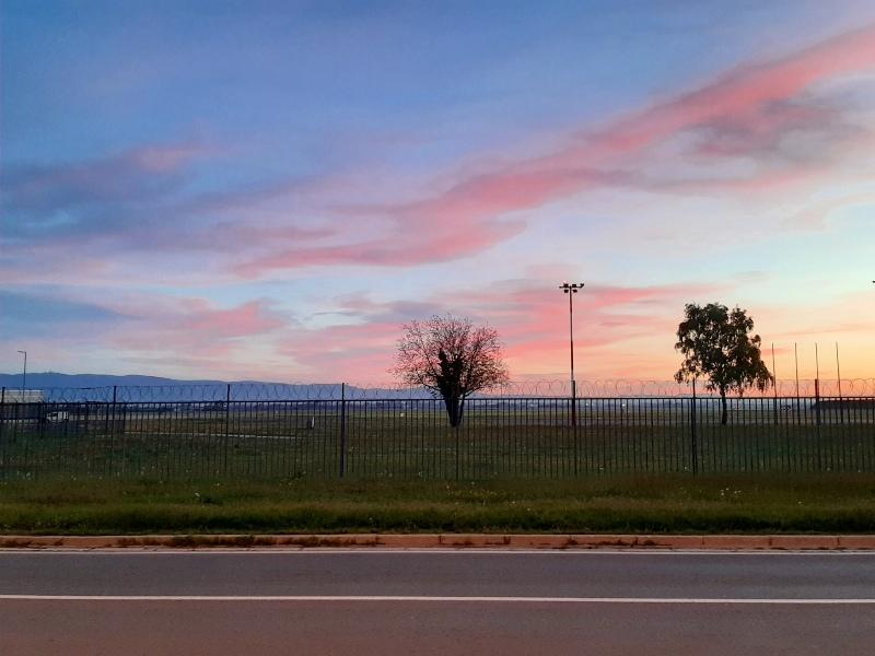 sunrise zagreb airport