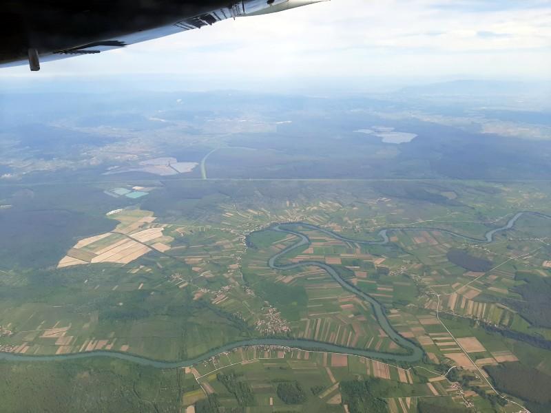 kupa river croatia