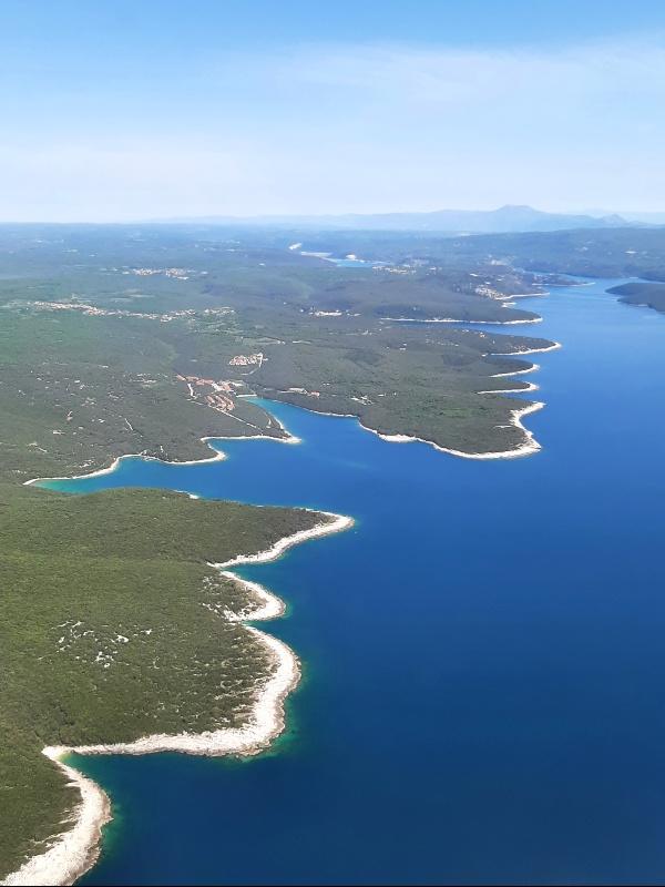 istria coast croatia