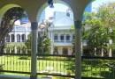 patio view majapahit surabaya indonesia hotel