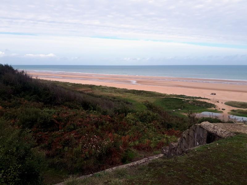 d-day landing beaches omaha